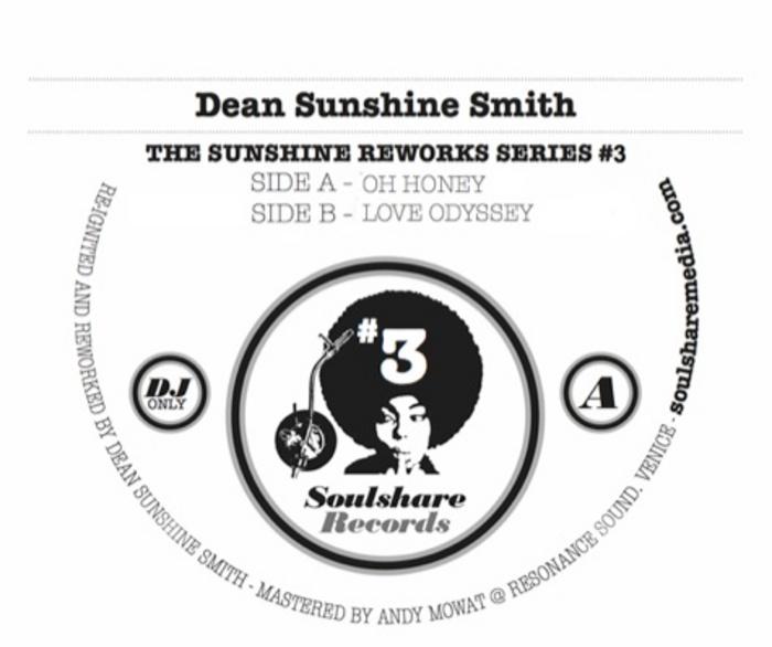 SMITH, Dean Sunshine - The Sunshine Reworks Series #3