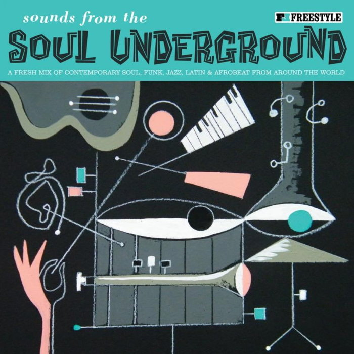 VARIOUS - Sounds From The Soul Underground
