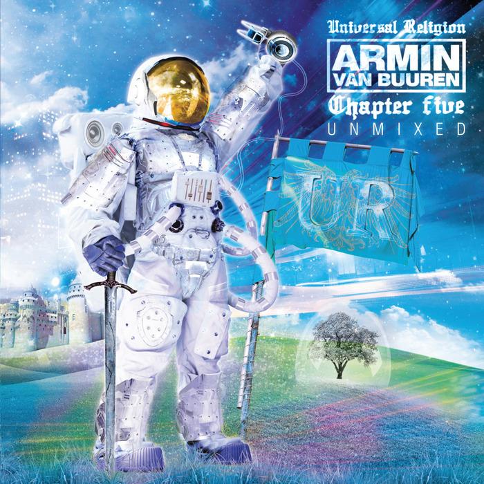 VAN BUUREN, Armin/VARIOUS - Universal Religion Chapter 5 (unmixed tracks)