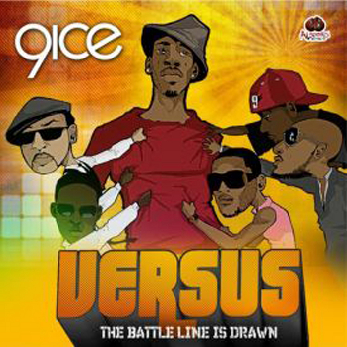 9ICE - Versus (The Battle Line Is Drawn)