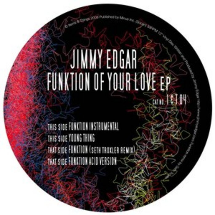 EDGAR, Jimmy - Funktion EP