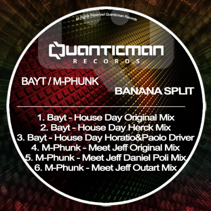 BAYT/M PHUNK - Banana Split
