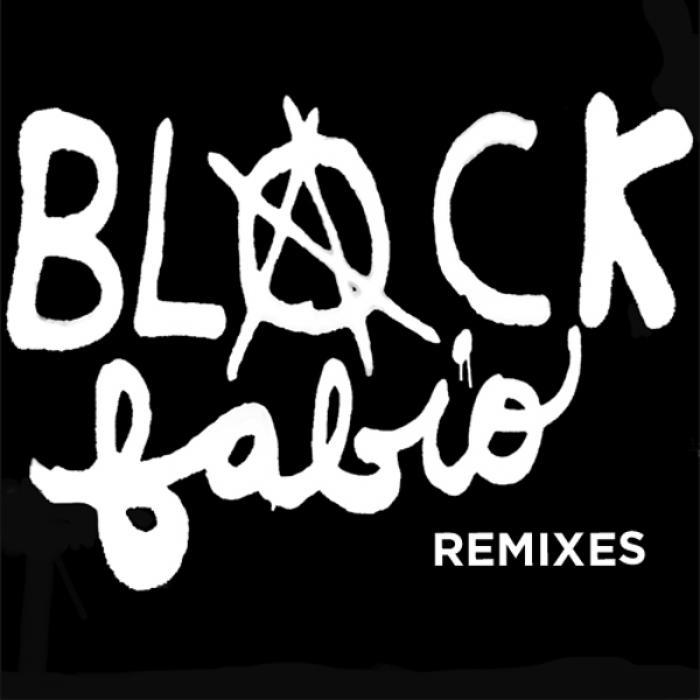 BLACK FABIO/ACTION JACKSON/OREO JONES/TONI ROYALE - Black Fabio Remixes