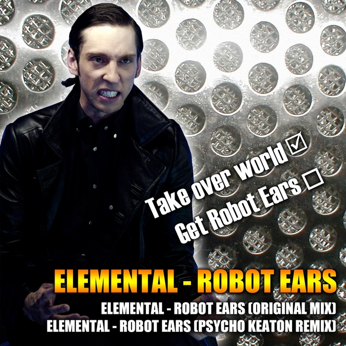 ELEMENTAL - Robot Ears