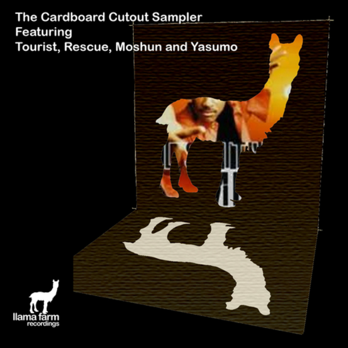 MOSHUN/RESCUE/TOURIST/YASUMO - The Cardboard Cutout Sampler