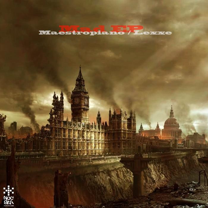 MAESTROPIANO/LEXXE - Mad EP