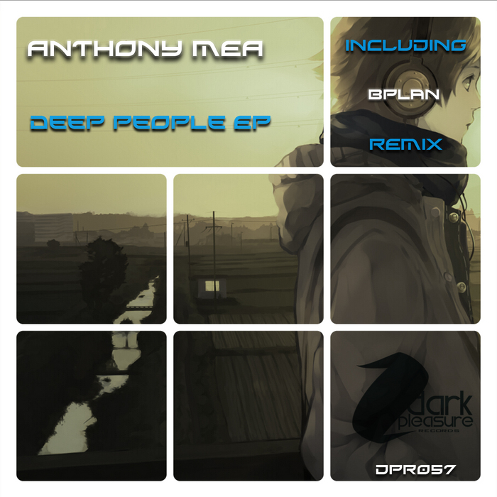 MEA, Anthony - Deep People EP