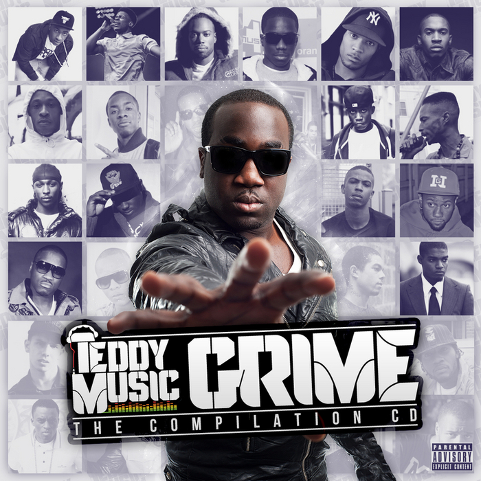 VARIOUS - Teddy Music Grime (Explicit The Compilation)