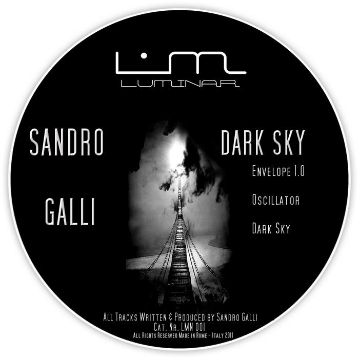 GALLI, Sandro - Dark Sky