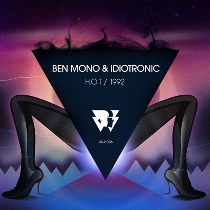 MONO, Ben/IDIOTRONIC - HOT