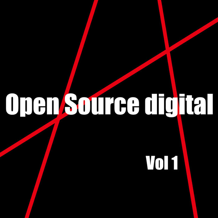 HUMPHRIES, Mike/PAT HURLEY/TEARZ - Open Source Digital Vol 1