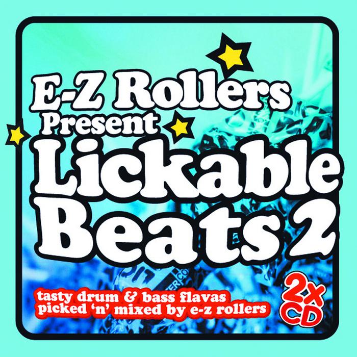 VARIOUS - E-Z Rollers Present Lickable Beats Vol 2