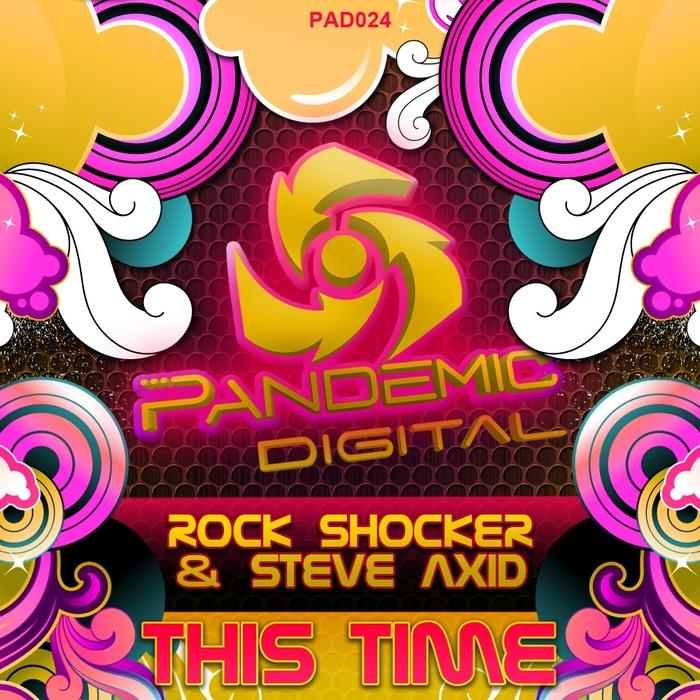 ROCK SHOCKER/STEVE AXID - This Time