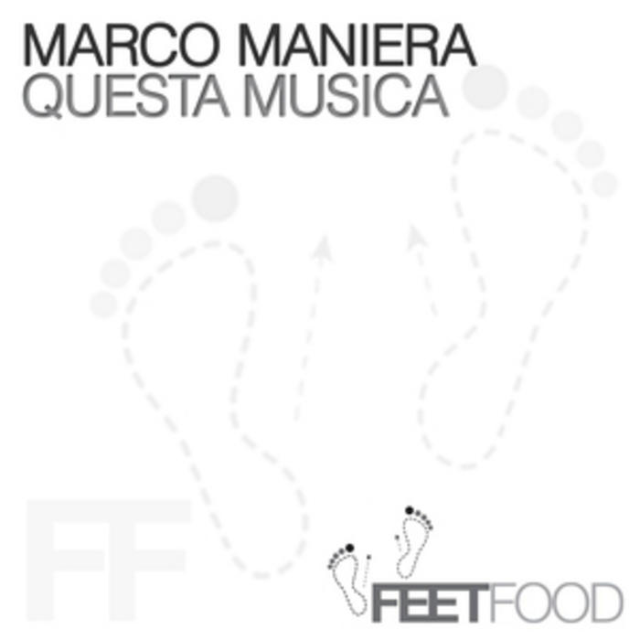 MANIERA, Marco - Questa Musica