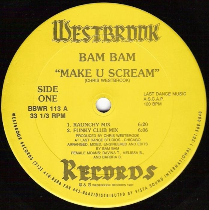 BAMBAM - Make You Scream