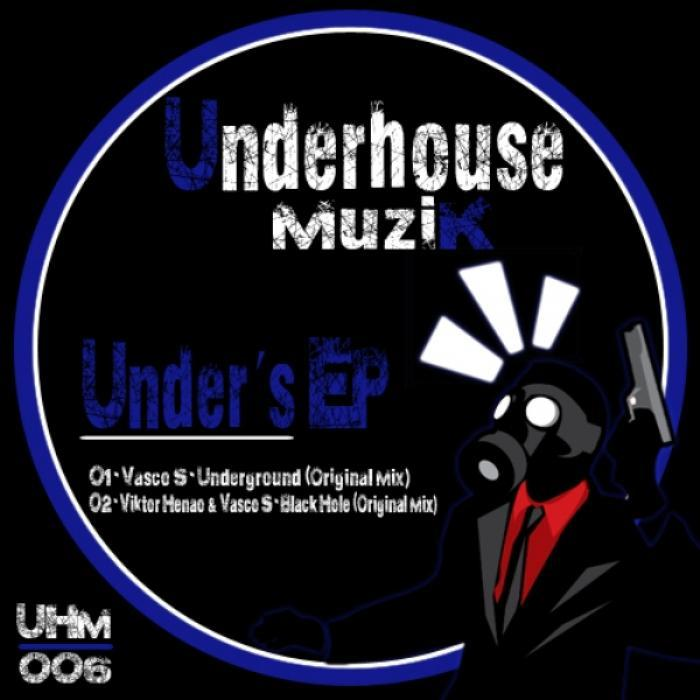 VASCO S/VIKTOR HENAO - Under's EP