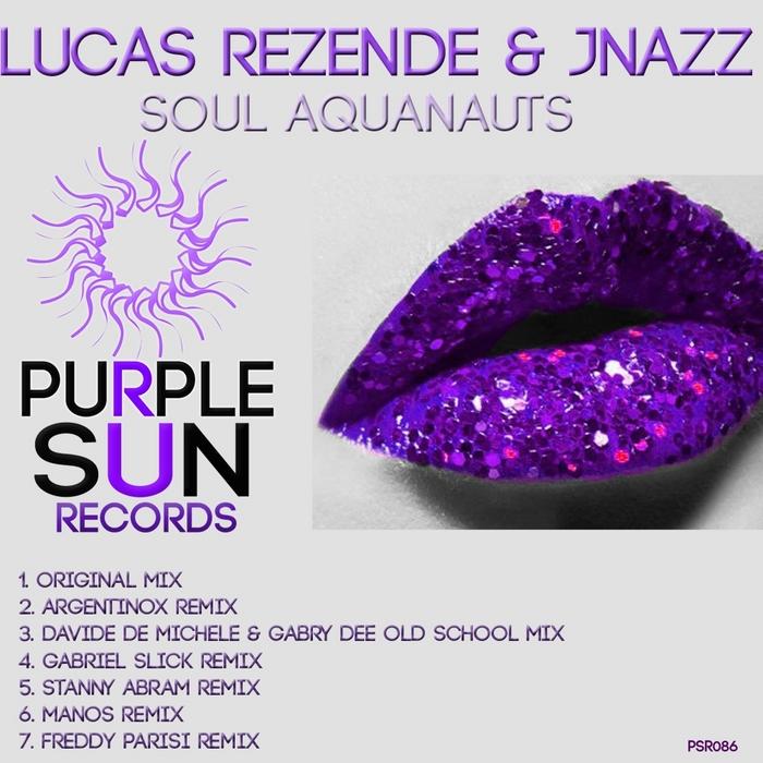 REZENDE, Lucas/JNAZZ - Soul Aquanauts