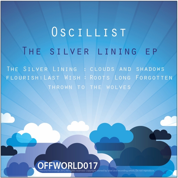 OSCILLIST - The Silver Lining EP