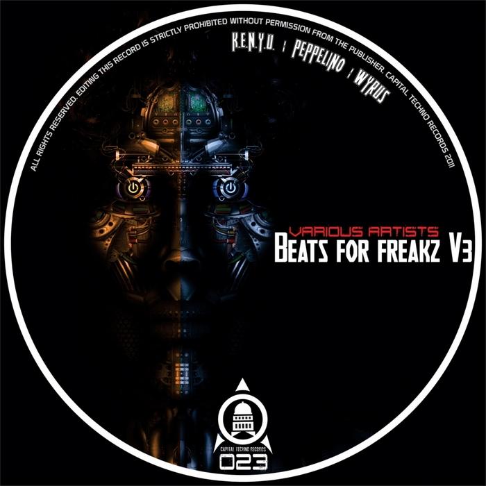KENYU/PEPPELINO/WYRUS - Beats For Freakz V3