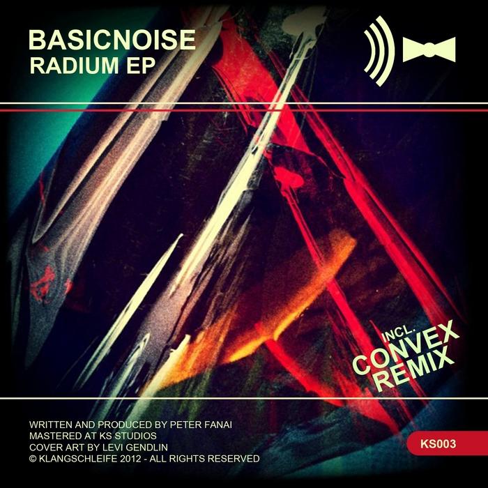 BASICNOISE - Radium EP
