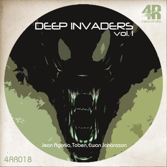 AGORIIA, Jean/TOBEN/EWAN JOHANSSON - Deep Invaders Vol 1