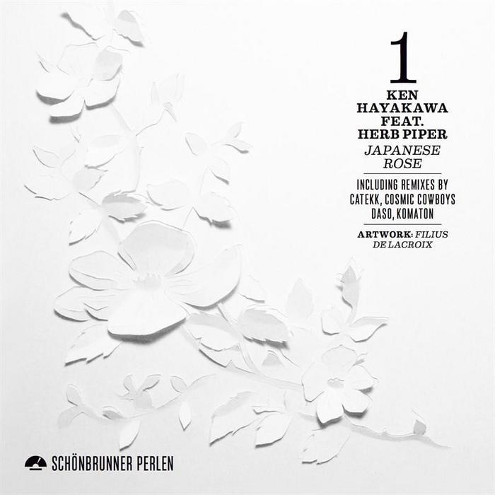 HAYAKAWA, Ken feat HERB PIPER - Japanese Rose