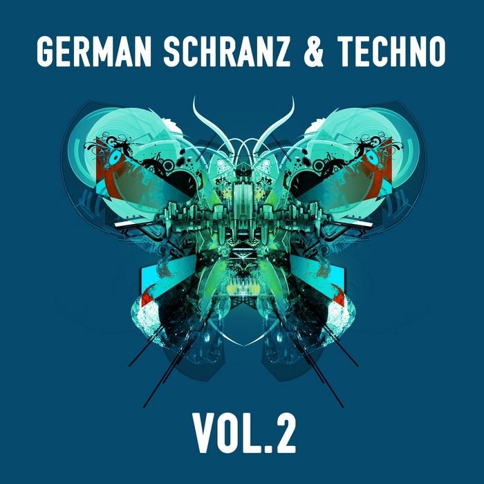 VARIOUS - German Schranz & Techno Vol 2 (Best Of Ultimate Underground Compilation)