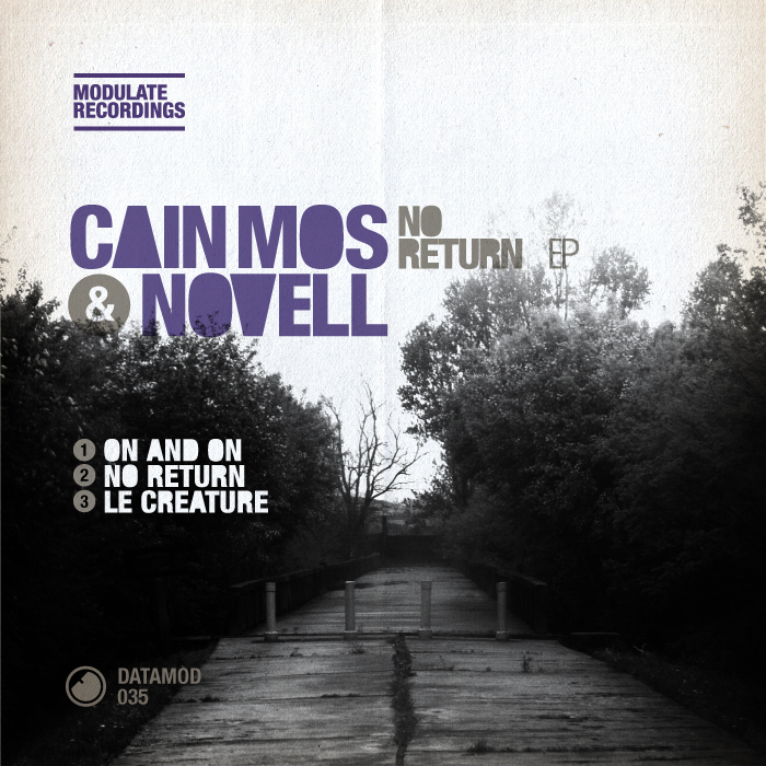CAIN MOS & NOVELL - No Return EP