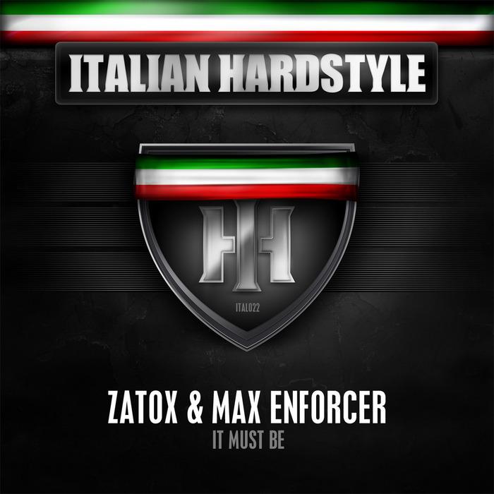ZATOX/MAX ENFORCER - Italian Hardstyle 022