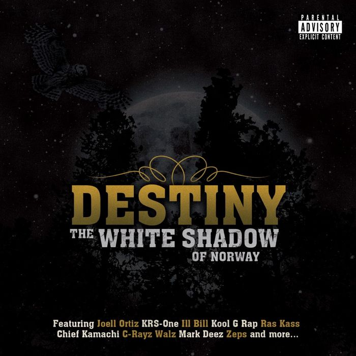 WHITE SHADOW, The - Destiny