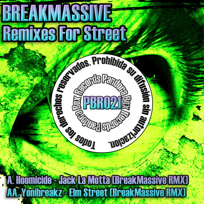 BREAKMASSIVE - Remixes For Street