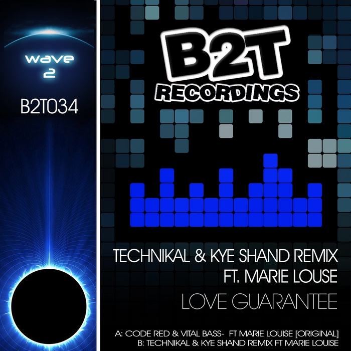 CODE RED/VITAL BASS feat MARIE LOUISE - Love Guarantee