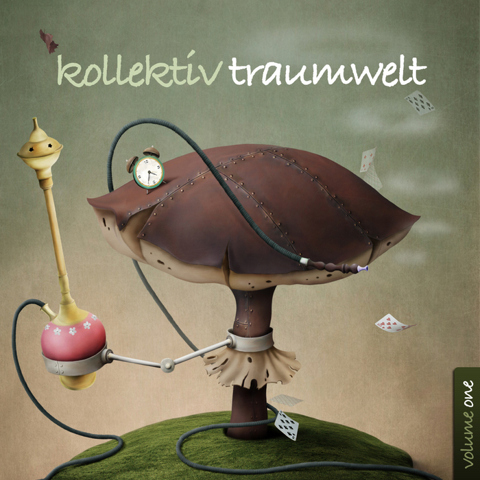 VARIOUS - Kollektiv Traumwelt