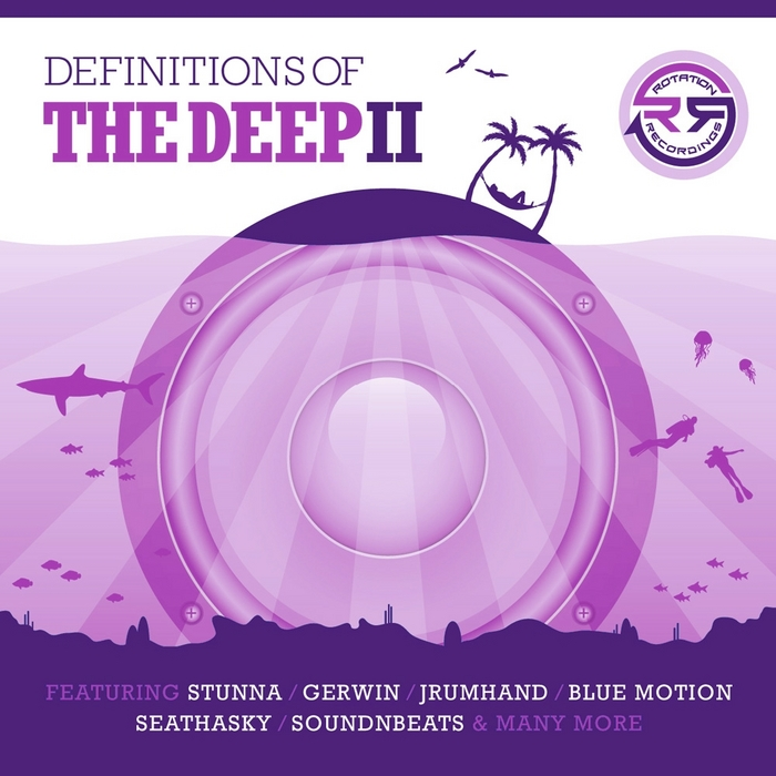 VARIOUS - Definitions Of The Deep II
