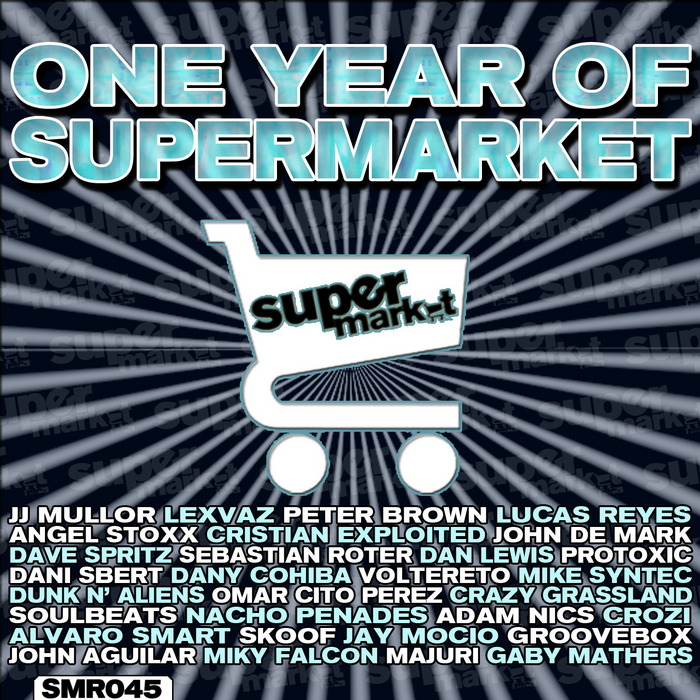 VARIOUS - One Year Of Supermarket