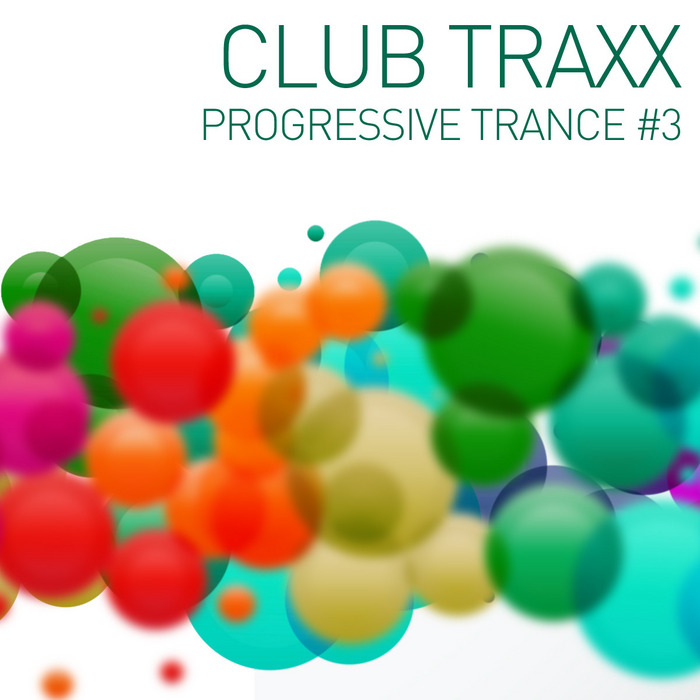 VARIOUS - Club Traxx - Progressive Trance 3