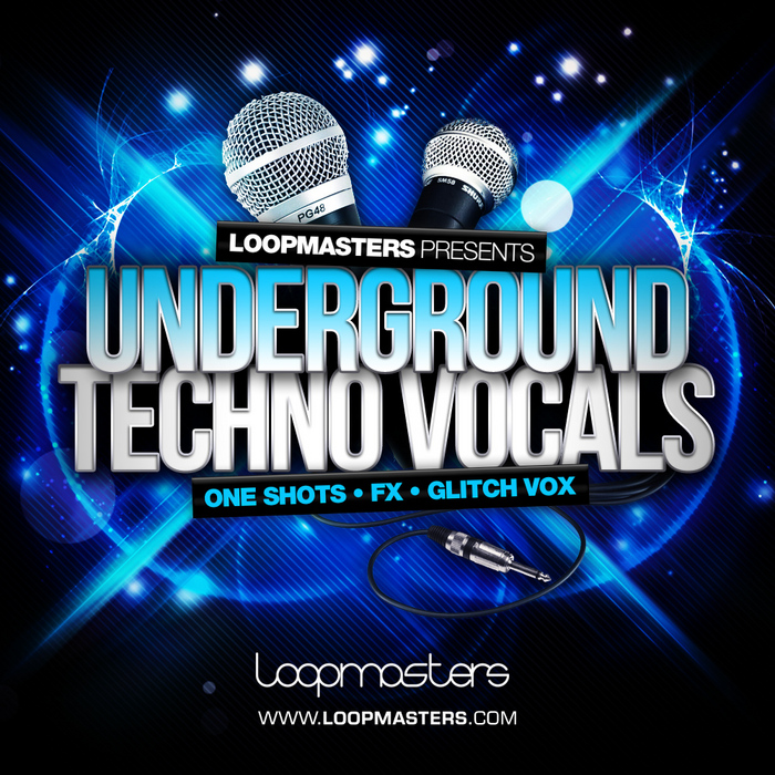 Loopmasters underground techno vocals sample pack wav for Classic house sample pack
