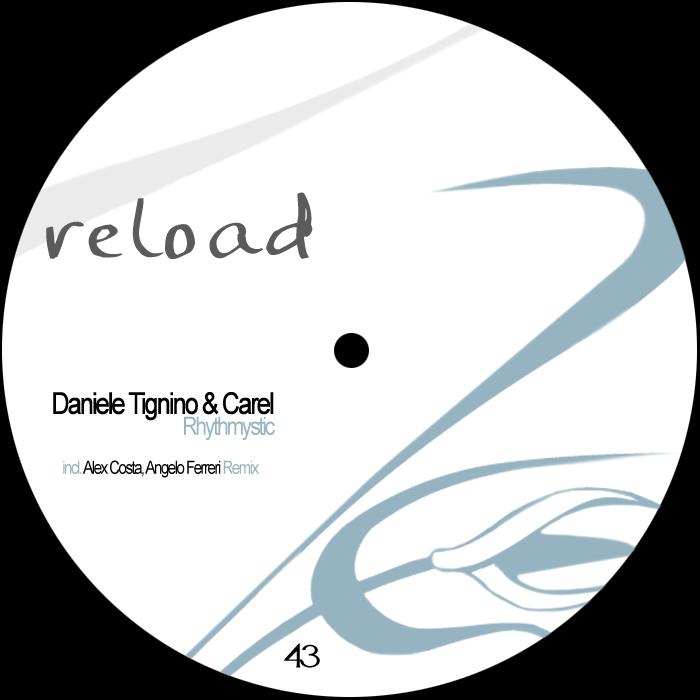 TIGNINO, Daniele/CAREL - Rhythmystic