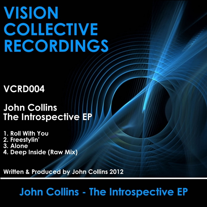 COLLINS, John - The Introspective EP