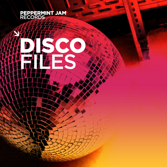 VARIOUS - Peppermint Jam Records Presents Disco Files