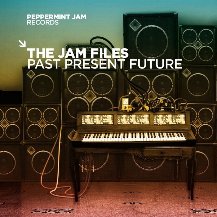 VARIOUS - Peppermint Jam Records Presents The Jam Files
