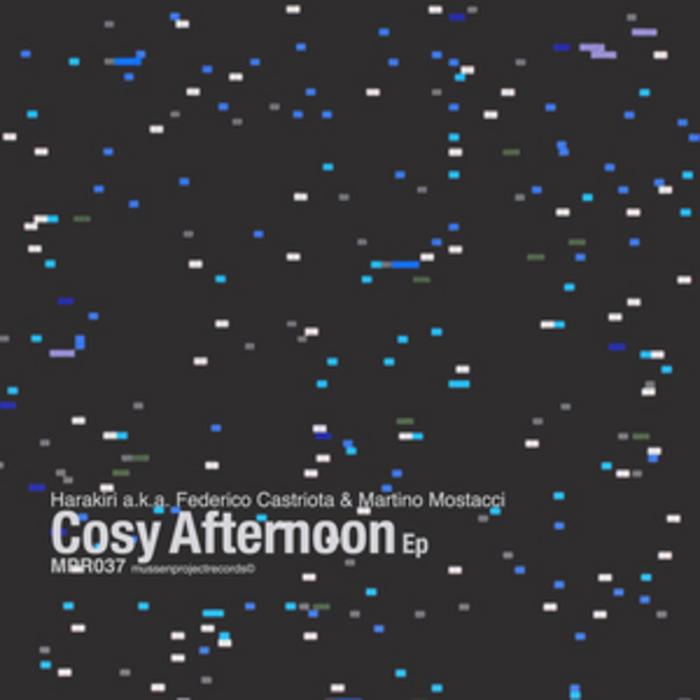 HARAKIRI - Cosy Afternoon EP