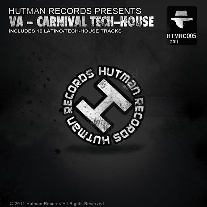 VARIOUS - Carnival Tech-House