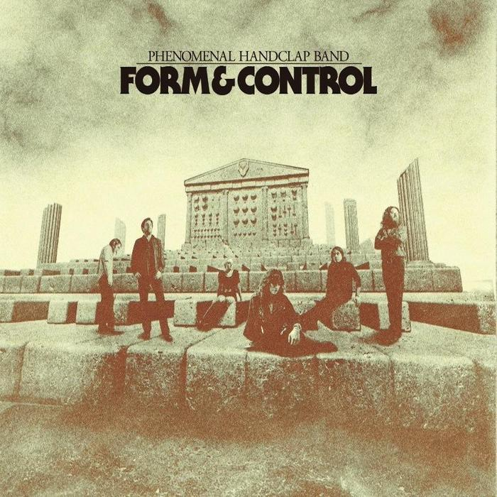 PHENOMENAL HANDCLAP BAND, The - Form & Control
