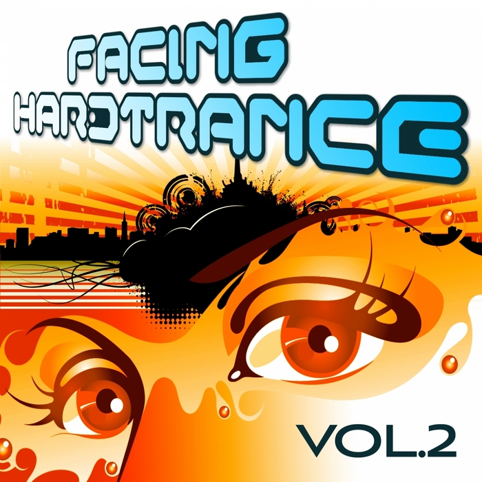 VARIOUS - Facing Hardtrance, Vol 2 (The Best in Progressive & Melodic Trance)