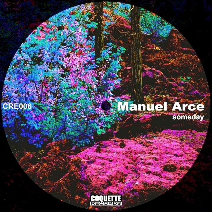 ARCE, Manuel - Someday