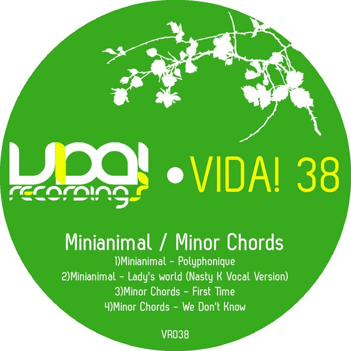 MINIANIMAL/MINOR CHORDS - Vida! 038