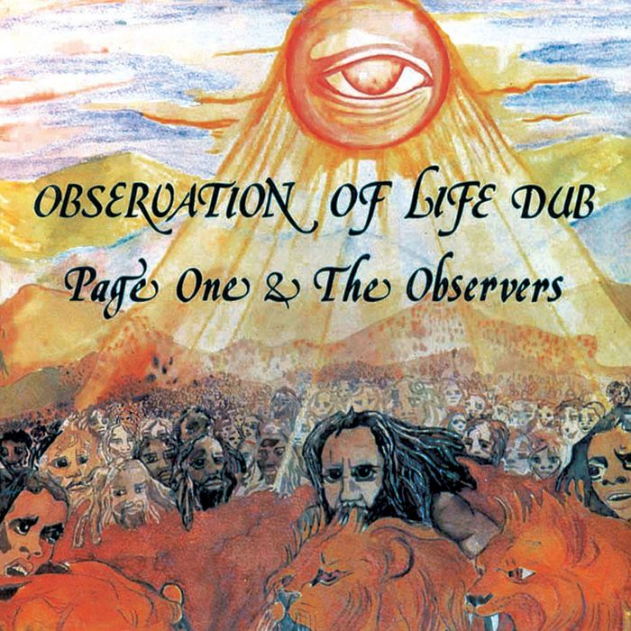 PAGE ONE/THE OBSERVERS - Observation Of Life Dub