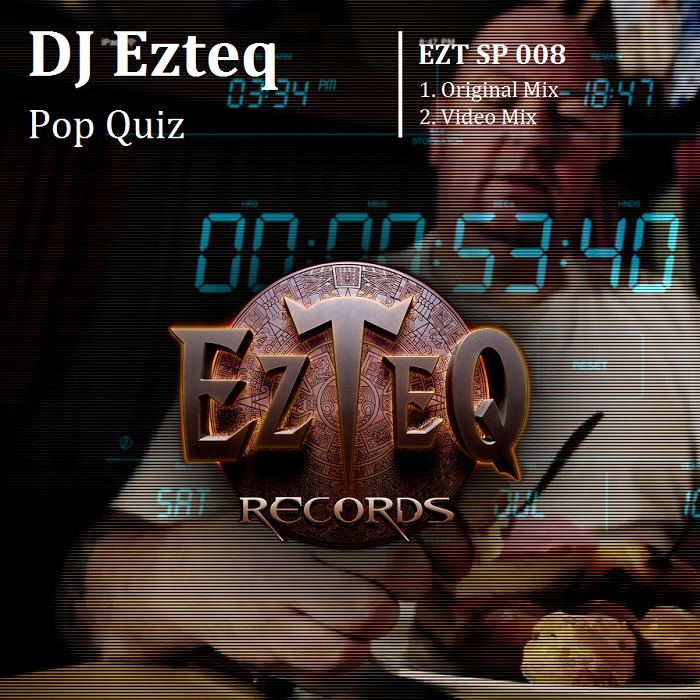 DJ EZTEQ - Pop Quiz