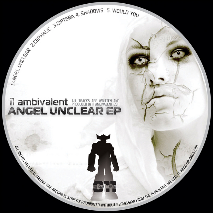 I1 AMBIVALENT - Angel Unclear EP